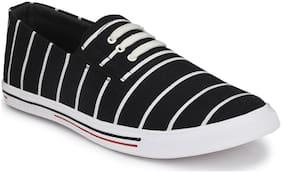 Trendigo Men Multi Canvas Shoes