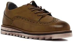 Enso Men Grey Canvas Shoes