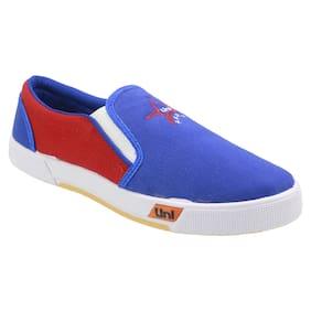 8cb99352dcfa9 Unistar Men Blue Sneakers