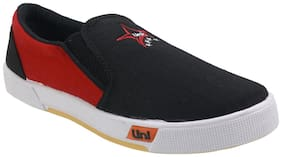 Unistar Men Black Sneakers -