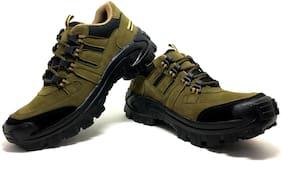 Castoes Men Green Outdoor Boots - 550GRR