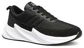 Castoes Men Running Shoes ( Black )