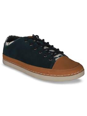 Men Green Casual Shoes