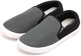 Men Grey Casual Shoes ,Pack Of 1 Pair