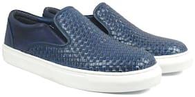 BECKELT Men Navy blue Sneakers