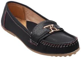 Catbird Women Stylish Black Loafers