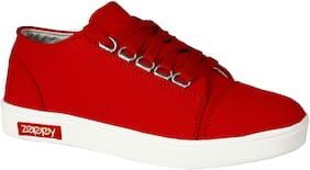 CatBird Women Red Casual Shoes