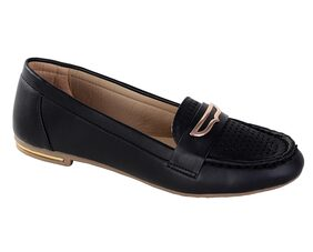 Catbird Women Black Loafers