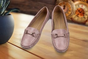 CatBird Women Peach Casual Shoes