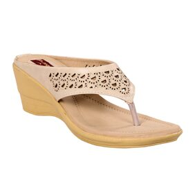 CatBird Women Cream Wedges