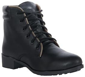 CatBird Women Black Boot