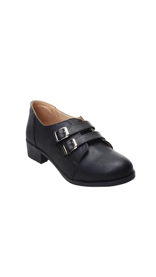 28cb3dc24b2 Buy CatBird Women Black Casual Shoes Online at Low Prices in India ...