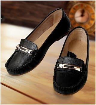 CatBird Women Black Loafers