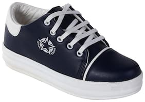 Catbird Women Latest Design Navy Casual Shoes
