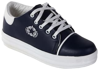 Catbird Women Latest Design Navy Casual Shoes