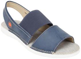 Catwalk Women Blue Sandals