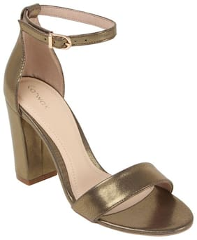 Catwalk Copper Heels