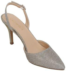 Catwalk Golden Heels