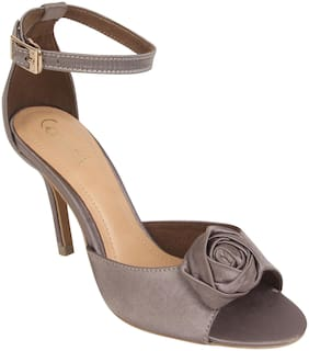Catwalk Women Grey Sandals