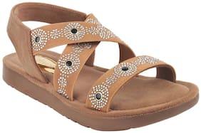 Catwalk Hot-fix Rhinestone Sandals