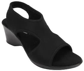 Catwalk Black Heels