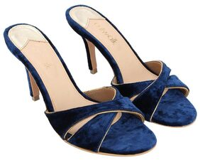 Catwalk Blue heels
