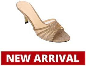 Catwalk Brown Heels