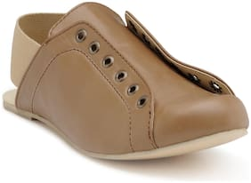 Chalk Studio Women Tan Casual Shoes -