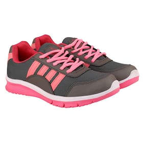 Chevit Women 203 Running Shoes ( Pink )