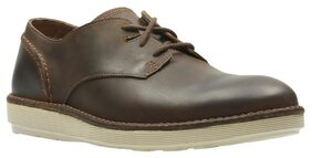 Clarks Men Brown Casual Shoes