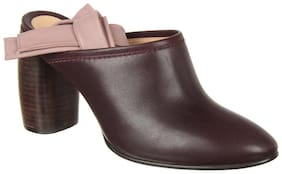 Clarks Women Brown Sandals