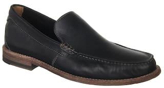 Clarks Men Black Loafer - Loafers