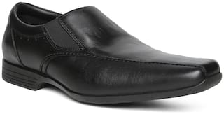 Clarks Men Black Formal Shoes
