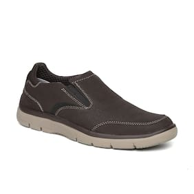Clarks Men Brown Sneakers - 91261291457