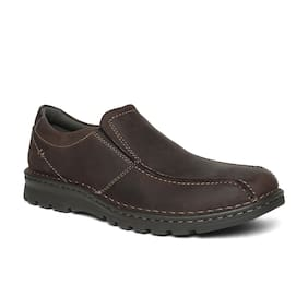 Clarks Men BBSHOCL52162 Brown Casual Shoes