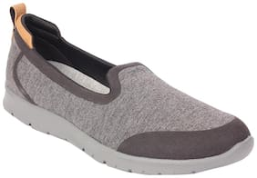 Clarks Women Grey Sneakers
