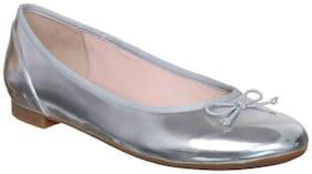 Clarks Women Silver Bellie