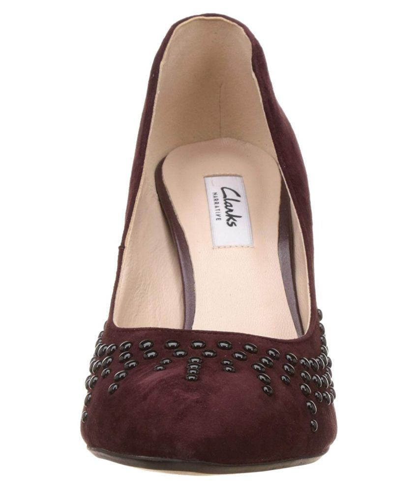 4e63a5315ae9 Buy Clarks Womens Azizi Verdi Pumps Online at Low Prices in India -  Paytmmall.com