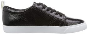 Clarks Women Black Sneakers