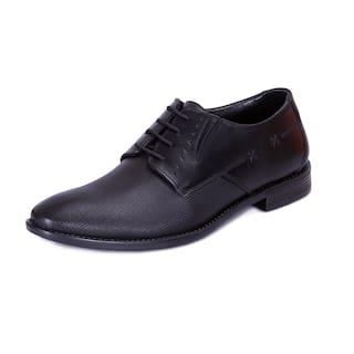 CLOUDLAND Derby Formal Shoes For Men ( BLACK )