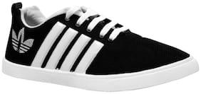 Clymb Men Black Sneakers
