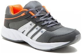 Clymb Men's LCR Grey Orange Sports