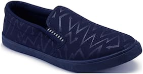 Clymb Men Navy Blue Casual Shoes