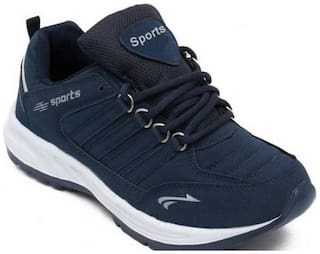 Clymb Running Shoes For Men ( Blue )