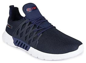 Clymb Men Alexa N.Blue Running Shoes ( Navy Blue )