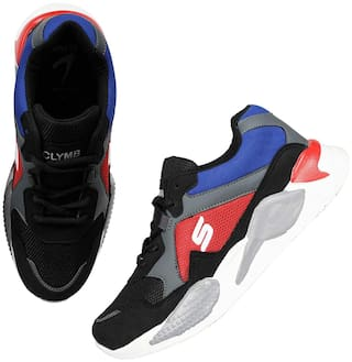 Clymb Running Shoes For Men ( Multi-Color )