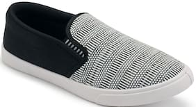 Clymb Men White Casual Shoes