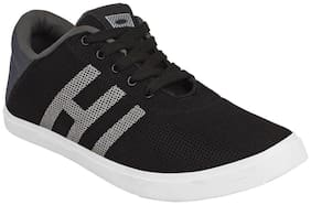 Clymb Men Running Shoes ( Black )
