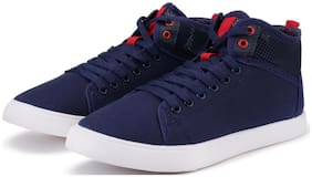 Clymb Men Tyson Navy Blue Sneakers Shoes