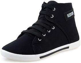 Clymb Men Black Sneakers - Boxer Black